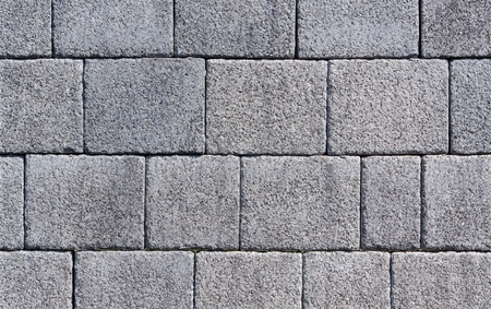 Close-up of paving stones for background Stock Photo