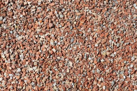 Details of gravel as background photo