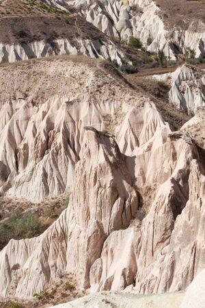 �rock formation�: Rock formation in G�reme; Turkey