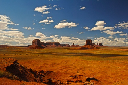 Monument Valley North Window Stock Photo - 10347042