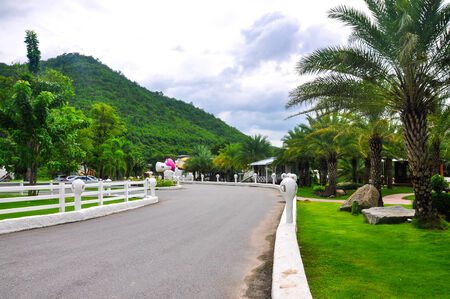 ratchaburi: Landscape and backgroud
