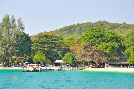 kojen: Touren Kao Samat die Insel an Thailand, ist Kao Samat die Insel eine ber�hmte von Thailand Editorial