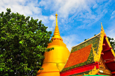 thailand temple: Thailand temple and pagoda beautiful