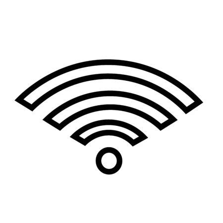 WiFi Icon Vector