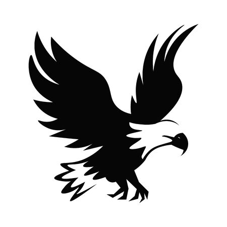 Eagle Icon Vector  イラスト・ベクター素材