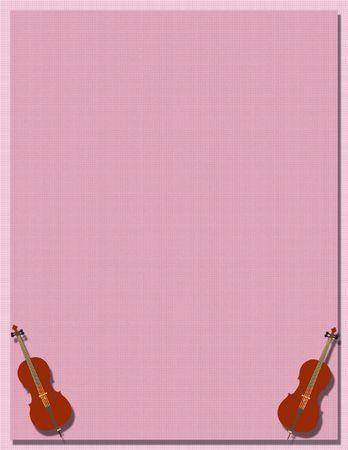 cello background paper
