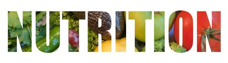 fruit and veg: Bright and heathly fruit and vegetables arranged together
