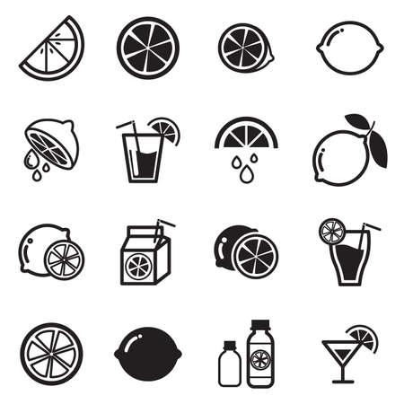 limón: Lim�n icono