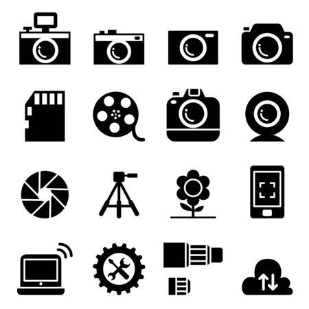 tele: Camera icon