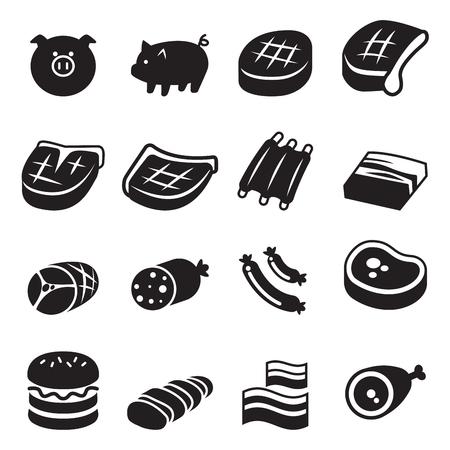 spare ribs: Pork icon
