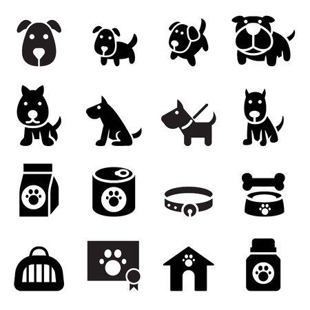 Icono de perro