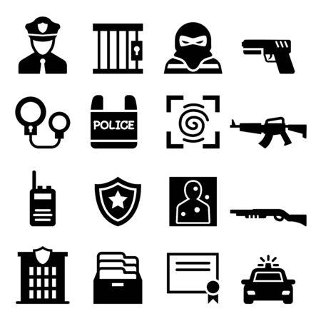 police icon: Police icon