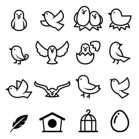 Vogel-Symbol