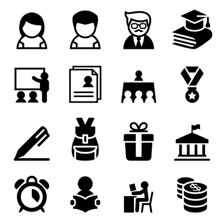 Scholarship , school , high school , University icon