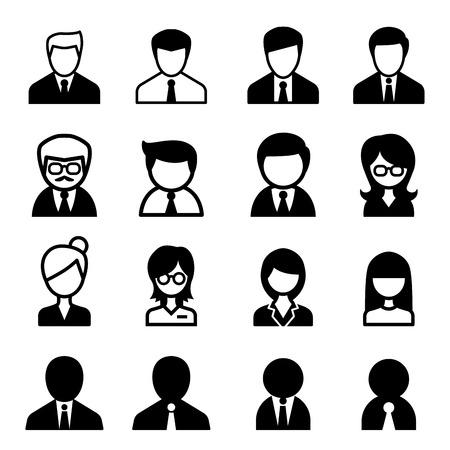 personeel pictogram