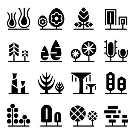 simplify: Tree icon
