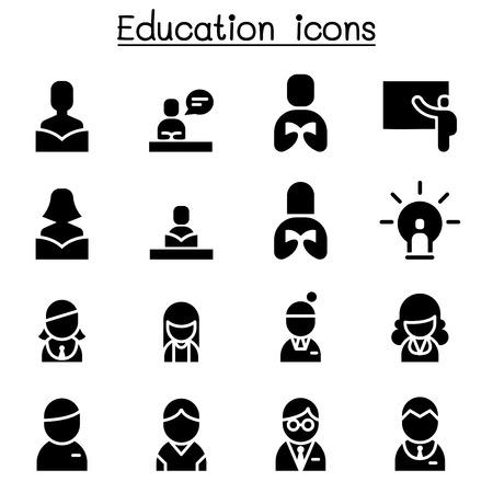 Education & Learning icon set