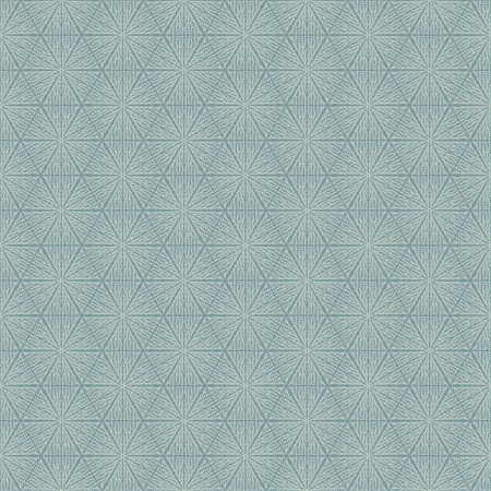 Geometric pattern in retro colors photo