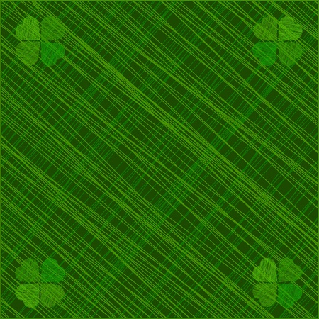 Abstract St  Patrick Stock Vector - 17164215