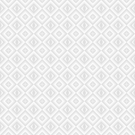 White and grey background, seamless geometrical pattern
