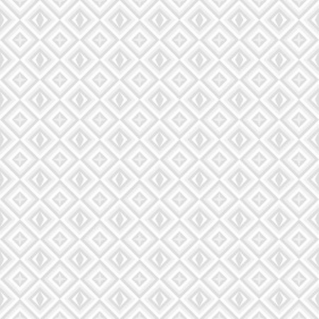 White and grey background, seamless geometrical pattern