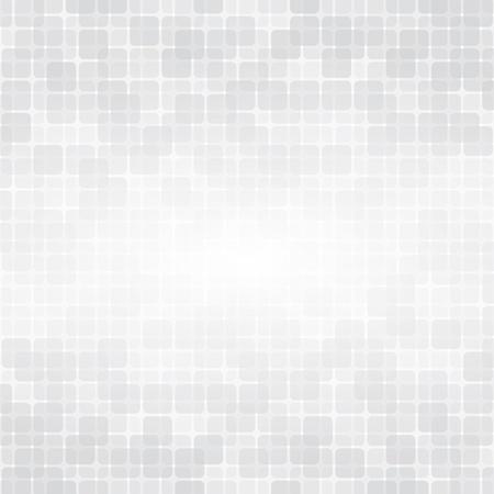 cuadrados: Luz de fondo con cuadrados grises suaves para la web o impresiones