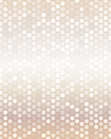 Luxury metallic pearl background with small spots of light  Vector