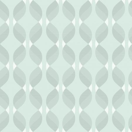 Design elements - tangled colorful waves. Seamless background. Vector illustration. Illustration