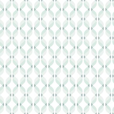 Design elements - tangled colorful waves. Seamless background. Vector illustration. 矢量图像