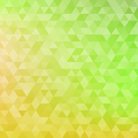 tessellation structure: Colorful abstract geometric background with triangular polygons