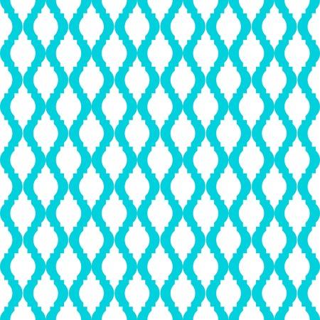 Abstract tangled lattice pattern  Seamless vector background  矢量图像