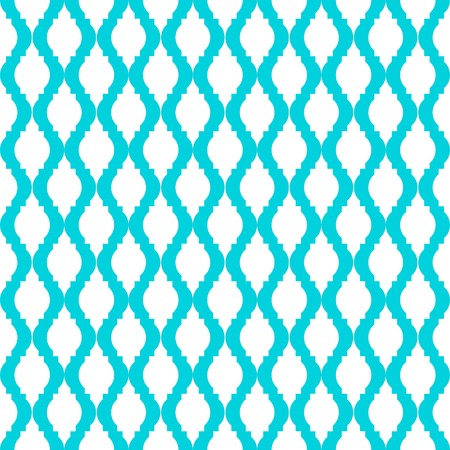Abstract tangled lattice pattern  Seamless vector background  Illustration