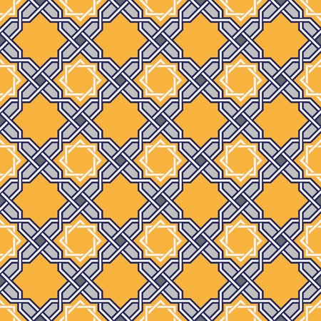 tangled: Traditional arabic tangled pattern