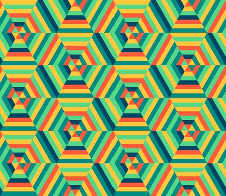 opt: Abstract geometric seamless background