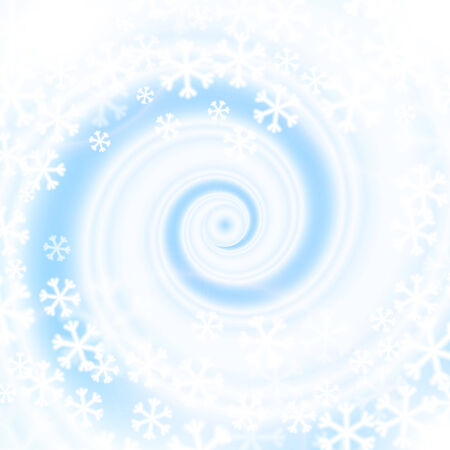 blizzard: Snow blizzard swirl. Winter background. Vector illustration.