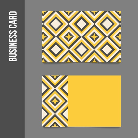 evento corporativo: La identidad corporativa - tarjetas de visita para la empresa o evento. Papel del asunto - plantilla vector para la impresi�n o web. Vectores