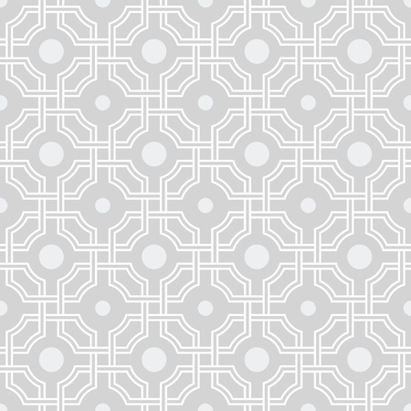 tangled: Traditional arabic tangled pattern. Seamless vector background.