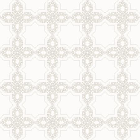 glaze: Tangled modern pattern based on traditional oriental patterns. Seamless vector background. Two colors  easy to recolor.