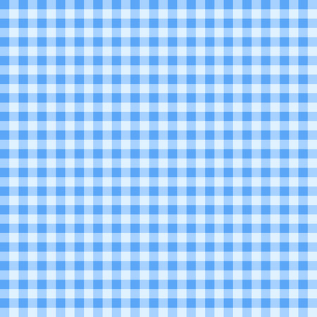 gingham pattern: Traditional Gingham pattern in light blue color. Seamless checkered vector pattern. Abstract geometric background.