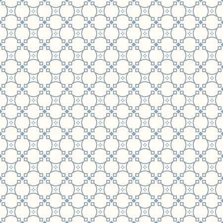 floor tiles: Abstract geometric pattern inspired by floor tiles.  Seamless vector background. Plain colors - easy to recolor. Illustration