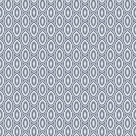 grey pattern: Beans pattern, abstract grey background. Vector seamless pattern. Bean repeating pattern. Illustration