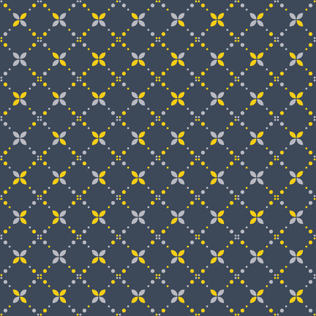 fleck: Abstract geometric pattern, small spots and dots. Seamless vector pattern. Abstract background. Illustration