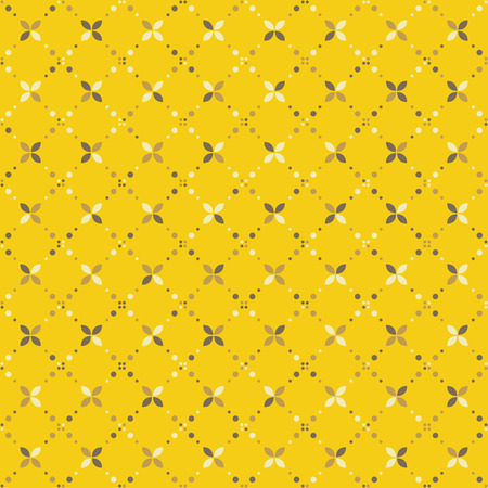 Abstract geometric pattern, small spots and dots. Seamless vector pattern. Abstract background. Illustration