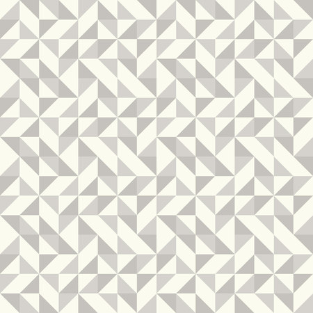 Regular geometric pattern inspired by traditional patchwork duvet quilting. Pastel retro colors.