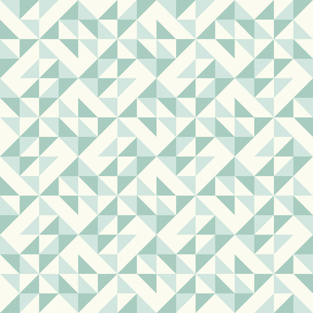 Regular geometric seamless pattern. Illustration