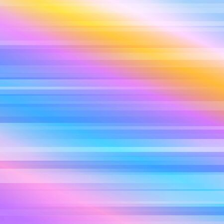 Light rays on abstract geometric colorful backdrop.