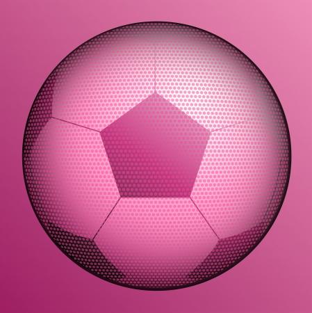 stylish conceptual digital soccer vector design Stock Vector - 15140304