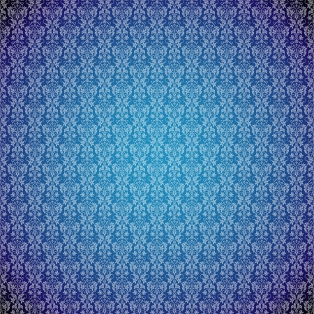 Seamless vintage background  Vector background for textile design.  Wallpaper, background, baroque pattern Vector