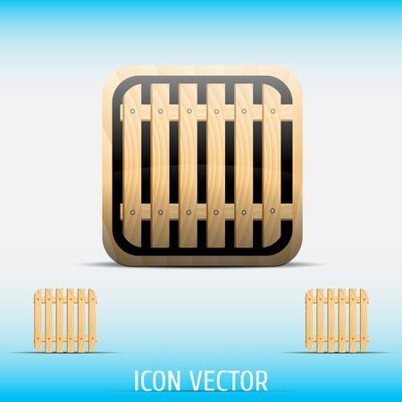 Set Business icon open  In vector Vector