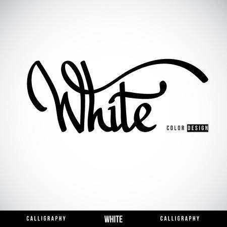 White Illustration
